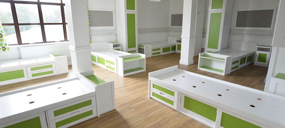Bespoke Dormitory Furniture